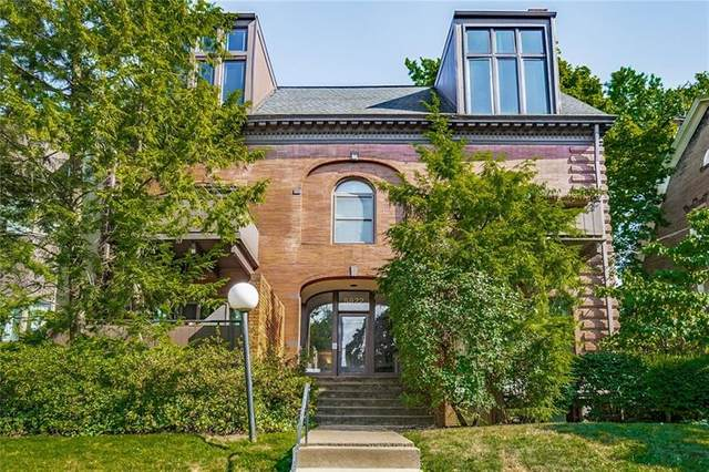 5922 Howe St #302, Shadyside, PA 15232 (MLS #1458462) :: RE/MAX Real Estate Solutions