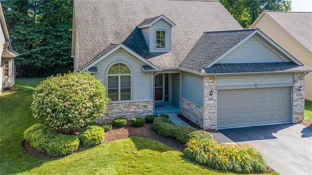 2603 Old Hickory Ct, Hermitage, PA 16148 (MLS #1459238) :: Dave Tumpa Team