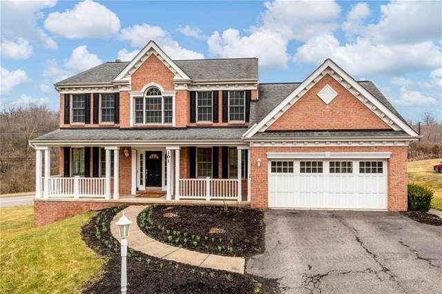 101 Springhill Dr, North Fayette, PA 15071 (MLS #1459340) :: RE/MAX Real Estate Solutions