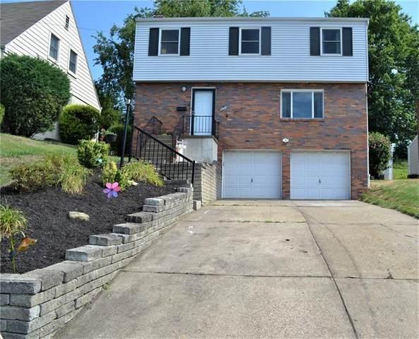 941 Margaretta Ave, Mt. Lebanon, PA 15234 (MLS #1459727) :: RE/MAX Real Estate Solutions