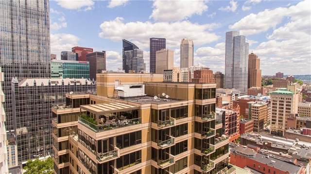 151 Fort Pitt Blvd #1901, Downtown Pgh, PA 15222 (MLS #1459728) :: Broadview Realty