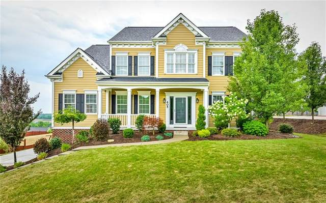 405 Minglewood Dr, Richland, PA 15044 (MLS #1459754) :: Broadview Realty