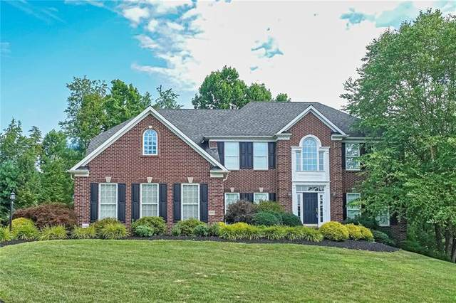 1022 Lakeside Drive, Mt. Pleasant Twp - WAS, PA 15057 (MLS #1459918) :: Hanlon-Malush Team
