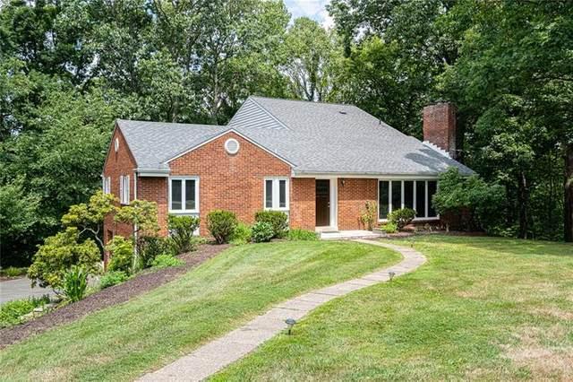 81 Chapel Ridge Place, Fox Chapel, PA 15238 (MLS #1459946) :: Broadview Realty