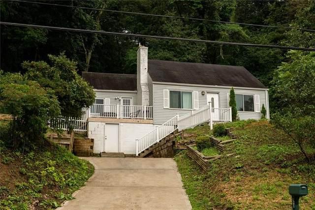 190 Pine Creek Rd, Mccandless, PA 15090 (MLS #1459958) :: Broadview Realty