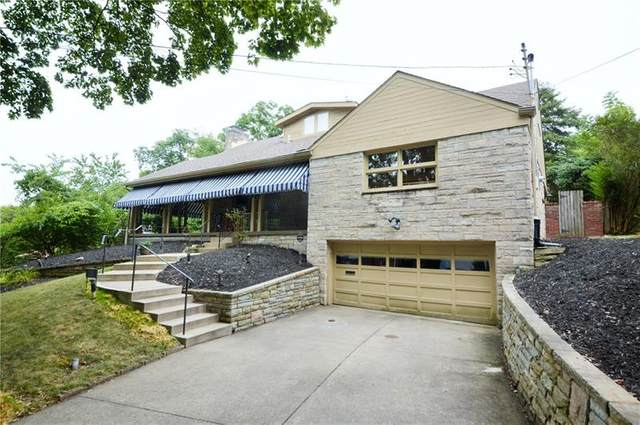 253 Sleepy Hollow Rd., Mt. Lebanon, PA 15216 (MLS #1459971) :: RE/MAX Real Estate Solutions