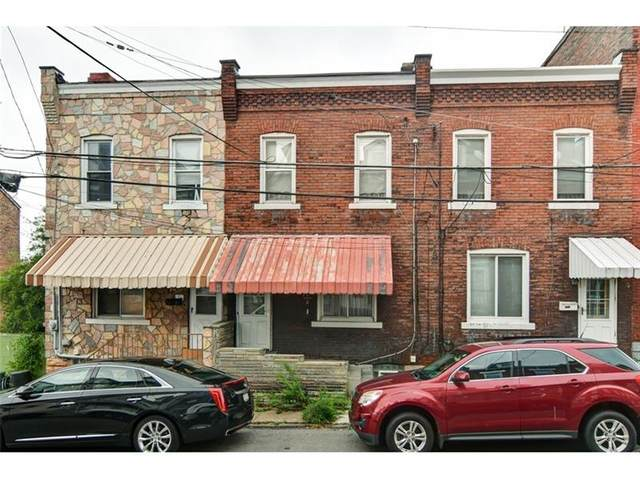 3511 Leech St, Lawrenceville, PA 15201 (MLS #1459980) :: RE/MAX Real Estate Solutions