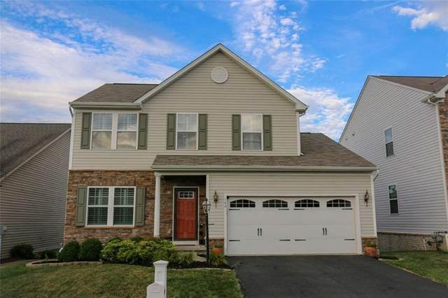 140 Village Circle, North Fayette, PA 15071 (MLS #1459984) :: RE/MAX Real Estate Solutions