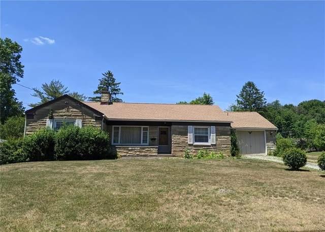 3174 Chestnut St, Murrysville, PA 15668 (MLS #1460024) :: Broadview Realty