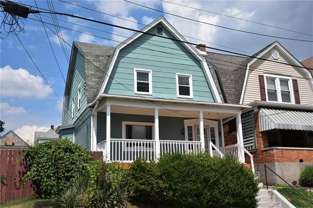 132 W Eugene Street, Munhall, PA 15120 (MLS #1460040) :: RE/MAX Real Estate Solutions
