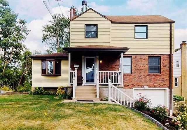 811 Shadycrest Rd, Beechview, PA 15216 (MLS #1460149) :: Broadview Realty