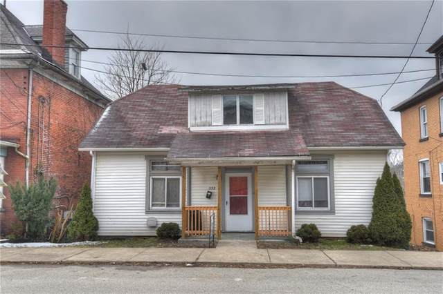 352 N Pennsylvania Ave, City Of Greensburg, PA 15601 (MLS #1460264) :: RE/MAX Real Estate Solutions
