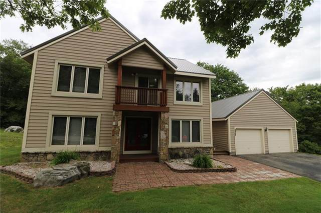 1743 Hightop Drive, Hidden Valley, PA 15502 (MLS #1460272) :: RE/MAX Real Estate Solutions