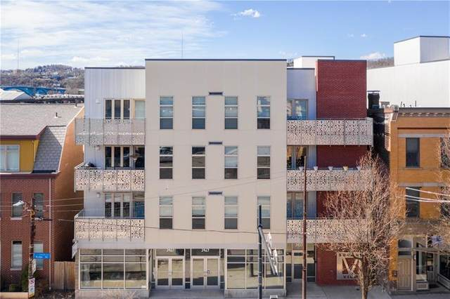 3433 Butler Street #404, Lawrenceville, PA 15201 (MLS #1460332) :: RE/MAX Real Estate Solutions