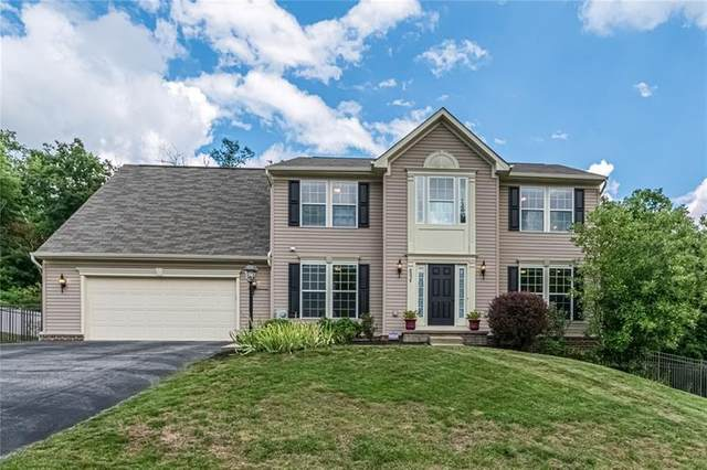 8058 Maureen Dr, Cranberry Twp, PA 16066 (MLS #1460374) :: Broadview Realty