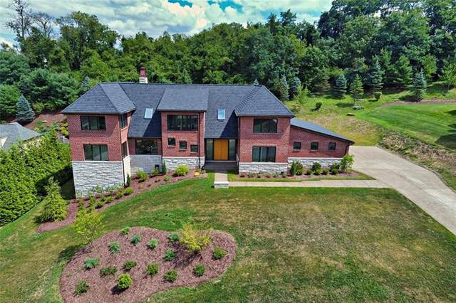 1817 Winchester Dr, Upper St. Clair, PA 15241 (MLS #1460593) :: Dave Tumpa Team