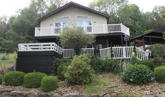 2072 Spooky Hollow Rd., Lower Burrell, PA 15068 (MLS #1460802) :: Broadview Realty