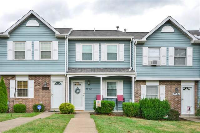2573 Hawthorne Drive, North Fayette, PA 15071 (MLS #1460883) :: RE/MAX Real Estate Solutions