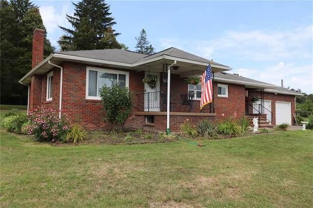 1228 1st Ave, Koppel, PA 16136 (MLS #1461024) :: Dave Tumpa Team