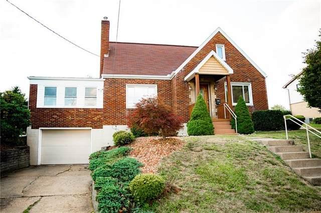 917 Jefferson Ave, Jeannette, PA 15644 (MLS #1461084) :: Broadview Realty