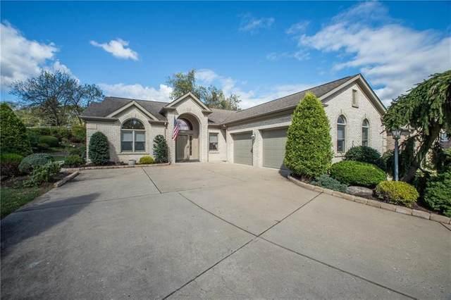 1452 Deep Wood Drive, Upper St. Clair, PA 15241 (MLS #1461229) :: Dave Tumpa Team