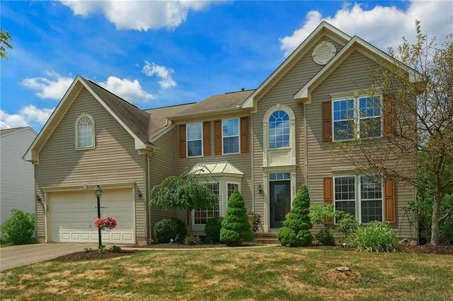 709 Seth Drive, Cranberry Twp, PA 16066 (MLS #1461301) :: Broadview Realty