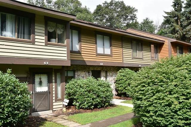 64 Swiss Mountain Drive, Seven Springs Resort, PA 15622 (MLS #1461539) :: Dave Tumpa Team