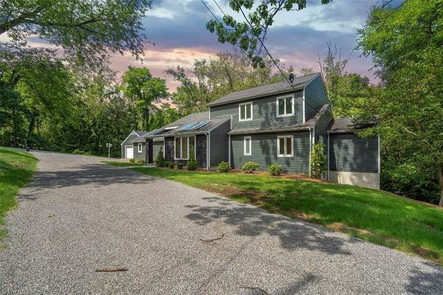 213 Guyasuta Rd, Fox Chapel, PA 15215 (MLS #1461772) :: Broadview Realty