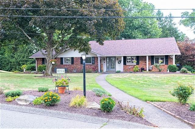 8216 Van Buren Dr, Mccandless, PA 15237 (MLS #1461840) :: Broadview Realty