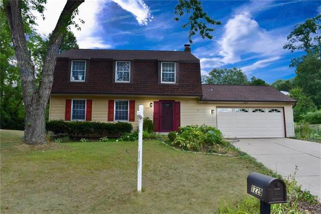 1229 Manor, Upper St. Clair, PA 15241 (MLS #1461842) :: RE/MAX Real Estate Solutions