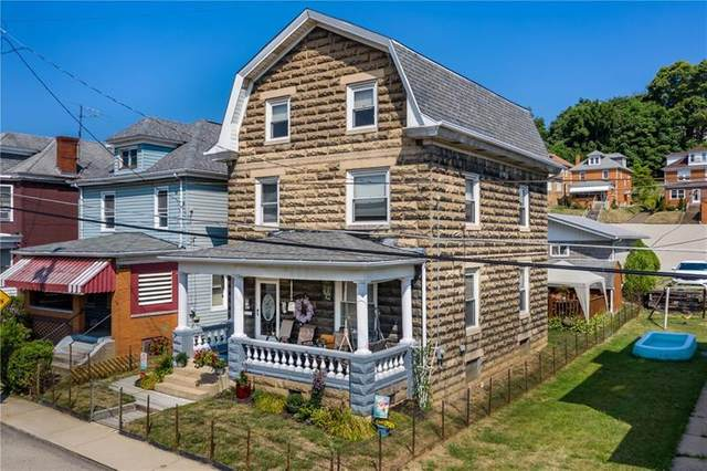 147 Smith St, Canonsburg, PA 15317 (MLS #1461850) :: Dave Tumpa Team
