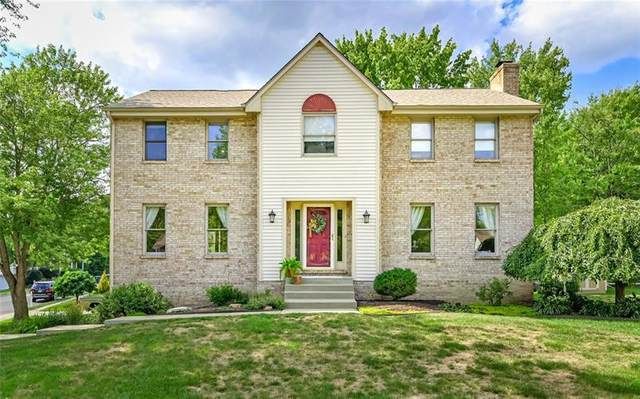300 Winchester Ct, Cranberry Twp, PA 16066 (MLS #1461860) :: Broadview Realty