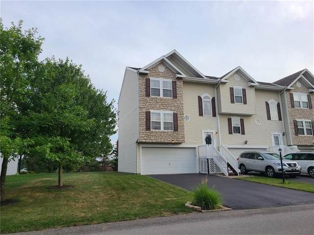 525 Ten Point, Cranberry Twp, PA 16066 (MLS #1461900) :: Broadview Realty