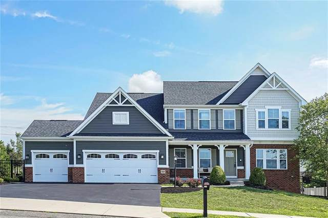 101 Brook Side Drive, Findlay Twp, PA 15026 (MLS #1461901) :: Hanlon-Malush Team