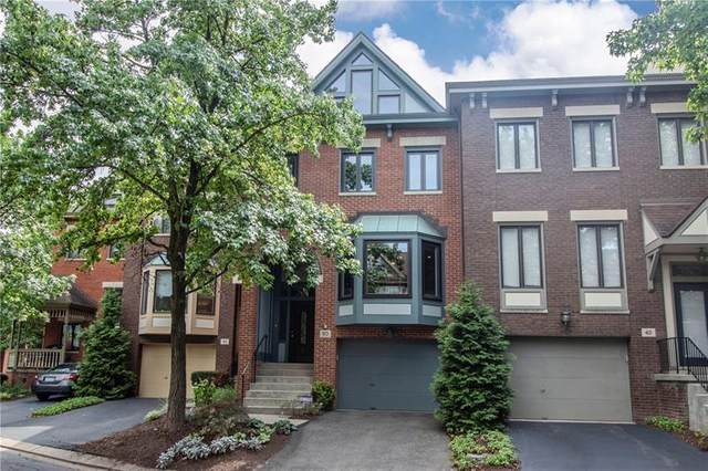 100 Denniston Street #50, Shadyside, PA 15206 (MLS #1461902) :: RE/MAX Real Estate Solutions