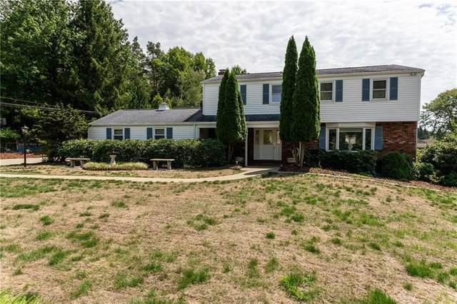 9589 Park Edge Dr, Mccandless, PA 15101 (MLS #1461904) :: Broadview Realty