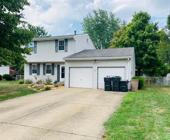 111 Bellford Drive, Cranberry Twp, PA 16066 (MLS #1461945) :: Broadview Realty