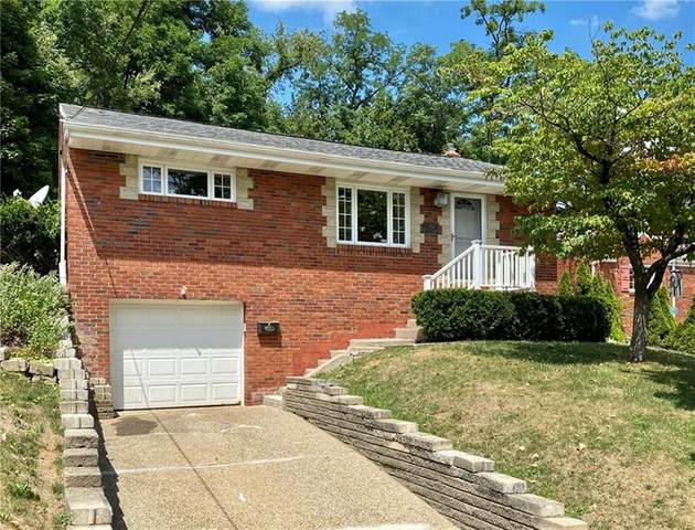 1816 Woodcove Pl., Banksville/Westwood, PA 15216 (MLS #1462002) :: RE/MAX Real Estate Solutions