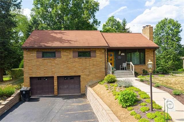 3472 Thornwood Dr, Bethel Park, PA 15102 (MLS #1462063) :: Broadview Realty