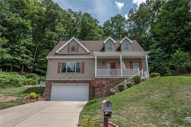 1458 Cliffview Rd, Ross Twp, PA 15212 (MLS #1462082) :: Broadview Realty