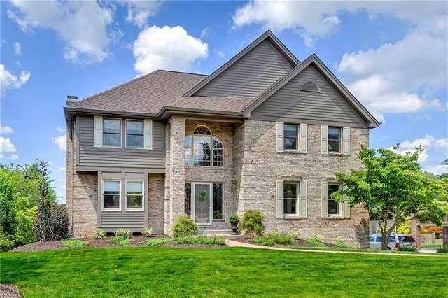 192 Pinkerton Rd, Pine Twp - Nal, PA 15090 (MLS #1462087) :: Broadview Realty
