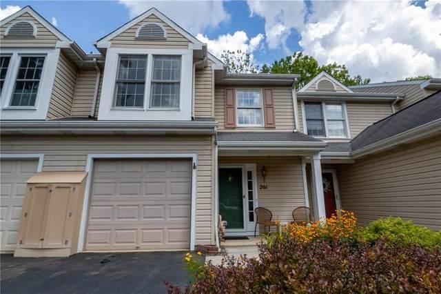 261 Commons Drive, Oakmont, PA 15139 (MLS #1462214) :: Broadview Realty