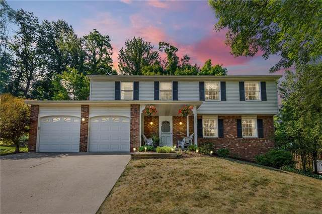 1277 Manor Dr, Upper St. Clair, PA 15241 (MLS #1462243) :: RE/MAX Real Estate Solutions
