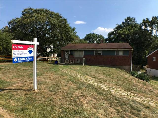 332 College Park Dr., Monroeville, PA 15146 (MLS #1462904) :: Dave Tumpa Team