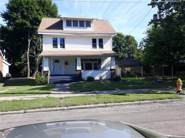 1330 Farrell Ter, Farrell, PA 16121 (MLS #1463076) :: RE/MAX Real Estate Solutions