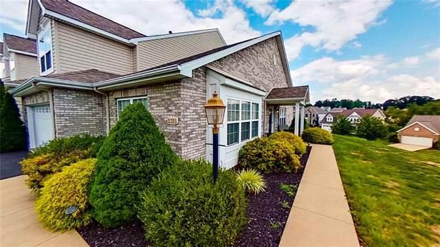 2315 Wheatland Cir C, Murrysville, PA 15626 (MLS #1463125) :: RE/MAX Real Estate Solutions