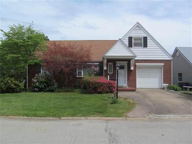 435 Bella Street, City Of Greensburg, PA 15601 (MLS #1463205) :: Broadview Realty