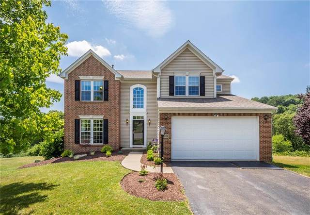 5505 Forest Glen Court, South Fayette, PA 15057 (MLS #1463465) :: Broadview Realty