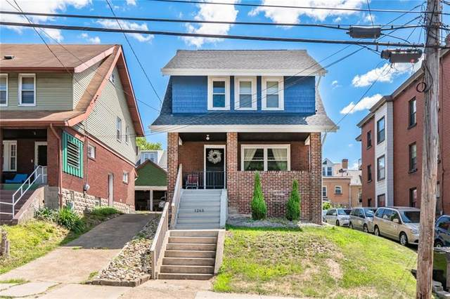 1265 Benton Ave, Brighton Heights, PA 15212 (MLS #1463481) :: Broadview Realty