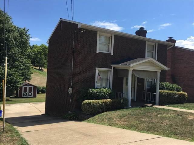 6 Delrose Drive, Monessen, PA 15062 (MLS #1463544) :: Broadview Realty